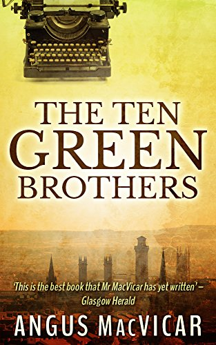 The Ten Green Brothers (English Edition)