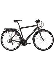 Ortler Lindau - Vélo de trekking - noir 2017 vtt homme