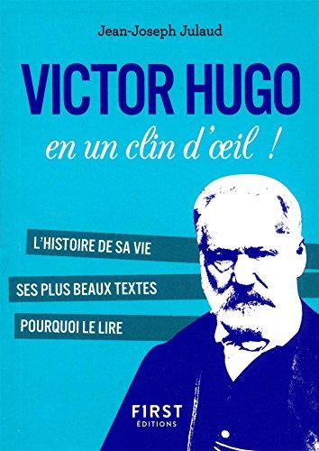 Petit livre de - Victor Hugo en un clin d'oeil par Jean-Joseph JULAUD