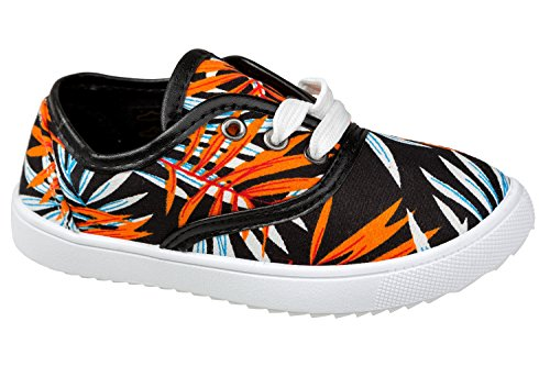 gibra, Sneaker bambini Nero