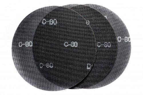 5 Stück Schleifgitter 406 mm SIC Korn 80