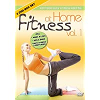 Fitness At Home: Box Set