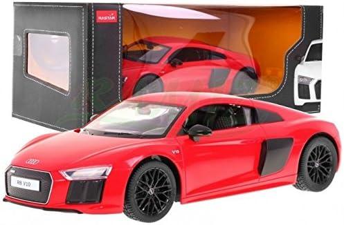 BSD RASTAR Voiture TélécomFemmedé RC Véhicule Audi R8 1:14 Rouge Rouge Rouge | Dans Plusieurs Styles  8513a5