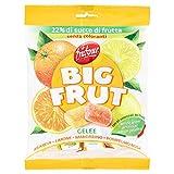 Dufour Caramelle Big Frut Agrumi - 180 gr
