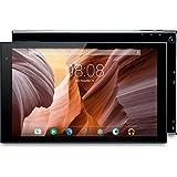 Alldaymall Tablet 10.1 pulgadas, Wi-Fi (Procesador Octa-core, 2 GB de RAM, 16 GB de ROM, HDMI, IPS HD1280x800, Android 5.1, Bluetooth 4.0, OTG) Negro - 2017 Modelo Nuevo