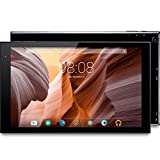 Alldaymall Tablet 10.1 pollici, Octa Core 1,6 GHz, RAM 2GB, HDD da 16GB, IPS Display, HDMI, Wi-Fi, Nero - 2017 Tutte Nuove