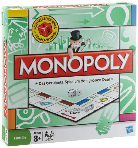 Preisvergleich Produktbild Monopoly 00009 - Monopoly Classic (Deutsche Version)