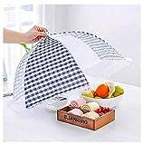 Poetryer Fliegenhaube Faltbar Essen Cover Zelte Abdeckung für Speisen Insektenschutzhaube für Draußen & Zuhause