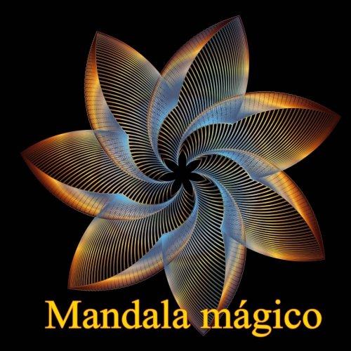 Mandala mágico: libro para colorear para adultos: Volume 1