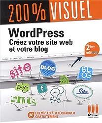 200%VISUEL£CREEZ VOTRE SITE WEB ET BLOG 2E ED