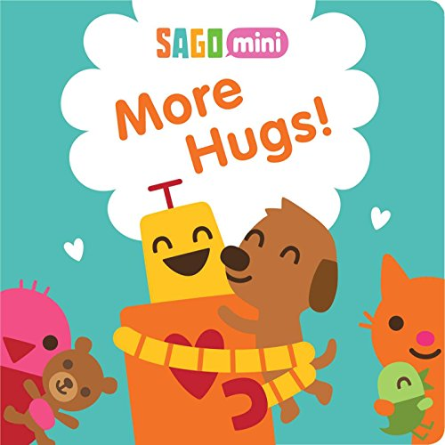 More Hugs! (Sago) por Sago Mini