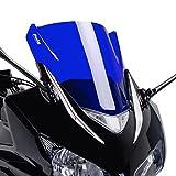 Racingscheibe Puig Honda CBR 500 R 13-15 blau