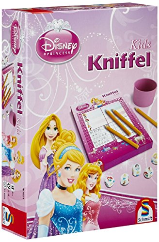 Princess: Kniffel Kids - Haarwuchs-pille