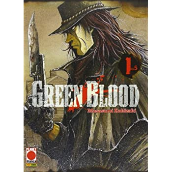 Green Blood: 1