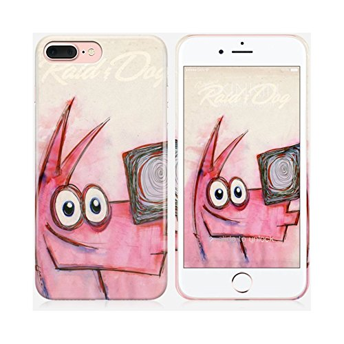 Skinkin Cover iPhone 7 Design Originale: Scared...