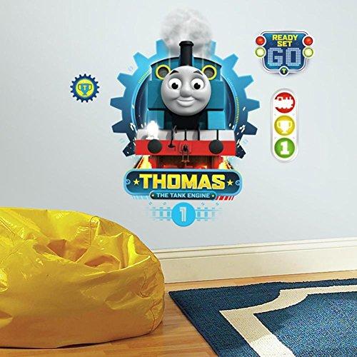 HiT Thomas The Tank Engine Abziehen und Aufkleben Wand Aufkleber 33x 50,8cm