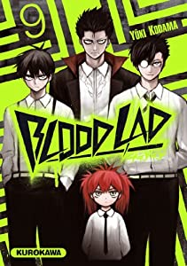 Blood Lad Edition simple Tome 9