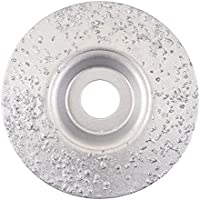 Silverline 302067 - Disco de desbaste de carburo de tungsteno (115 x 22,2 mm)