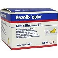 GAZOFIX color Fixierbinde 6 cmx20 m gelb 1 St Binden preisvergleich bei billige-tabletten.eu