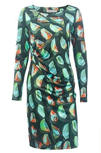 Modevertrieb Acuperta Bunt Mehrfarbig42SynthetischSchlauch Fox's Kleid H2E9WIYD