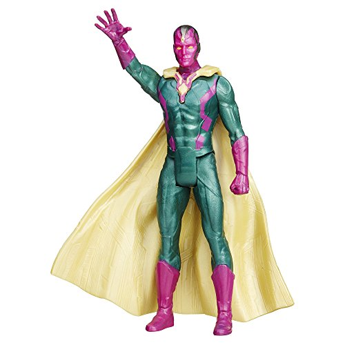 Avengers Age of Ultron All-Star 10cm Figur: Marvels Vision B3396