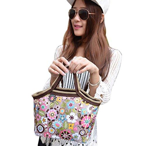 Lunchbox , borse da picnic , feixiang moda portatile fiore pranzo sacchetti pranzo packet pranzo sacchetti di stoccaggio cibo (come esposizione)