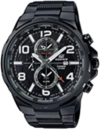 Casio Herren-Armbanduhr Analog Quarz Resin EFR-302BK-1AVUEF
