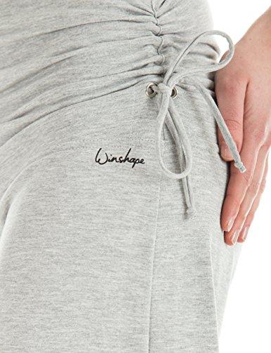 Winshape WH1 Pantalon d'entraînement pour femme Gris - gris