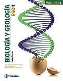 Código Bruño Biología y Geología 4 ESO - 3 volúmenes - 9788469613108