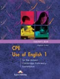 CPE Use of English 1 for the Revised Cambridge Proficiency Examination: Teacher's Book
