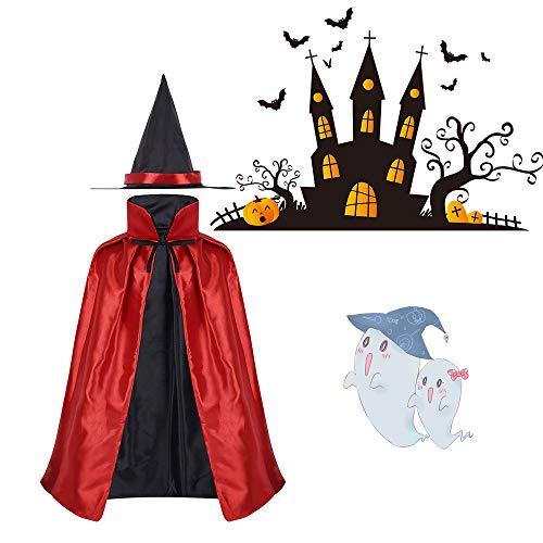 Jafar Magier Kostüm - Wankd Halloween Verkleiden Kostüme, Zauberer Hexe