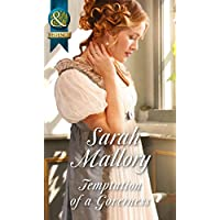 Temptation Of A Governess (The Infamous Arrandales, Book 2)