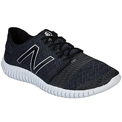 New Balance Mens 730V3 Neutral Running Shoes In Black