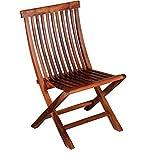 Best Natural Chair - Mamta Decoration Sheesham Wood Natural Finish Comfort Folding Review