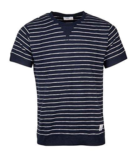 Closed Herren T-Shirt blau - S