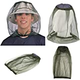 CadetBlue Camping/Hiking/Travel Mosquito/Insect Net Face Protector [SMSF034]