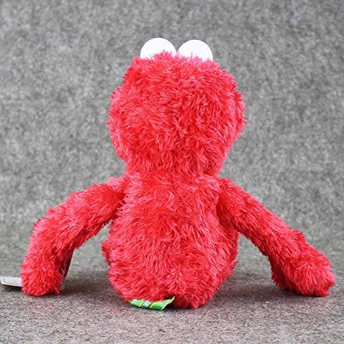 Plüschtier Baby 36 cm Sesamstraße Elmo Plüschtiere Weiche Gefüllte Puppe Rotes Tier Stofftiere Geschenke Für Kinder