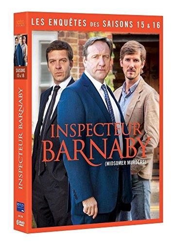 Inspecteur Barnaby - Saisons 15 & 16