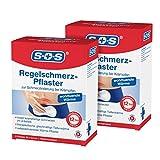 SOS Regelschmerz-Pflaster (2er Pack)