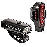 Lezyne Micro Drive Eclairage vélo/VTT Avant USB Mixte Adulte, Noir