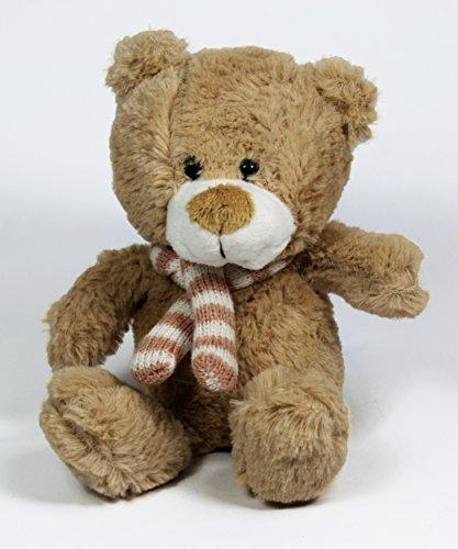 Teddy Bär Kuscheltier Plüschtier Stofftier Kuschelbär kleiner Bär | Größe : 21cm und sehr weich