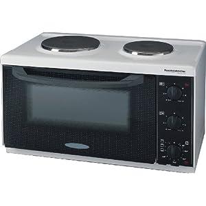 ROMMELSBACHER KM 2501 Kitchen Master - KLEINKÜCHE - 2500 Watt - weiß