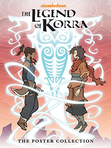 Legend Of Korra, The -the Poster Collection por Bryan Konietzko