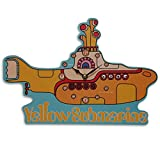 Reloj de Pared The Beatles 'Yellow Submarine' (El Submarino Amarillo)
