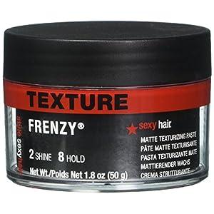 sexyhair Style Sexy Hair Frenzy Flexible Texturizing Paste, 1er Pack (1 x 50 g)