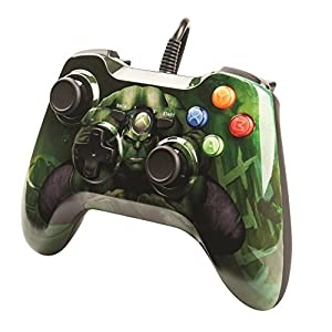 Marvel Avengers: The Hulk Official Xbox 360 Controller (Xbox 360)
