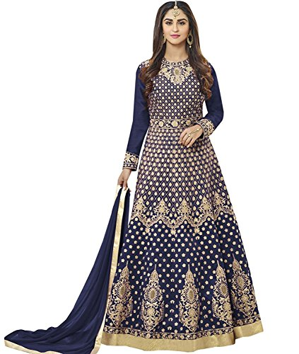 Lajree Designer Women's Silk New Arrival Fancy Salwar suit for Wedding Wear...
