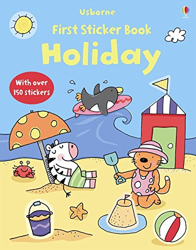 My First Sticker Book: Holiday (First Sticker Books) por Jessica Greenwell