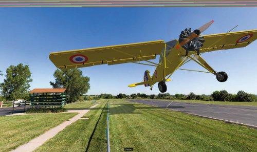 Jamara 65160 easyFly 4 - Videojuego de simulación de vuelo radio control