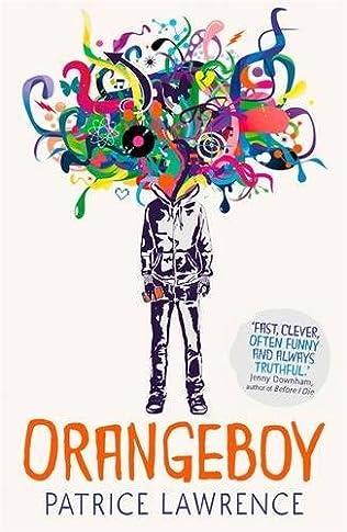 book cover of Orangeboy